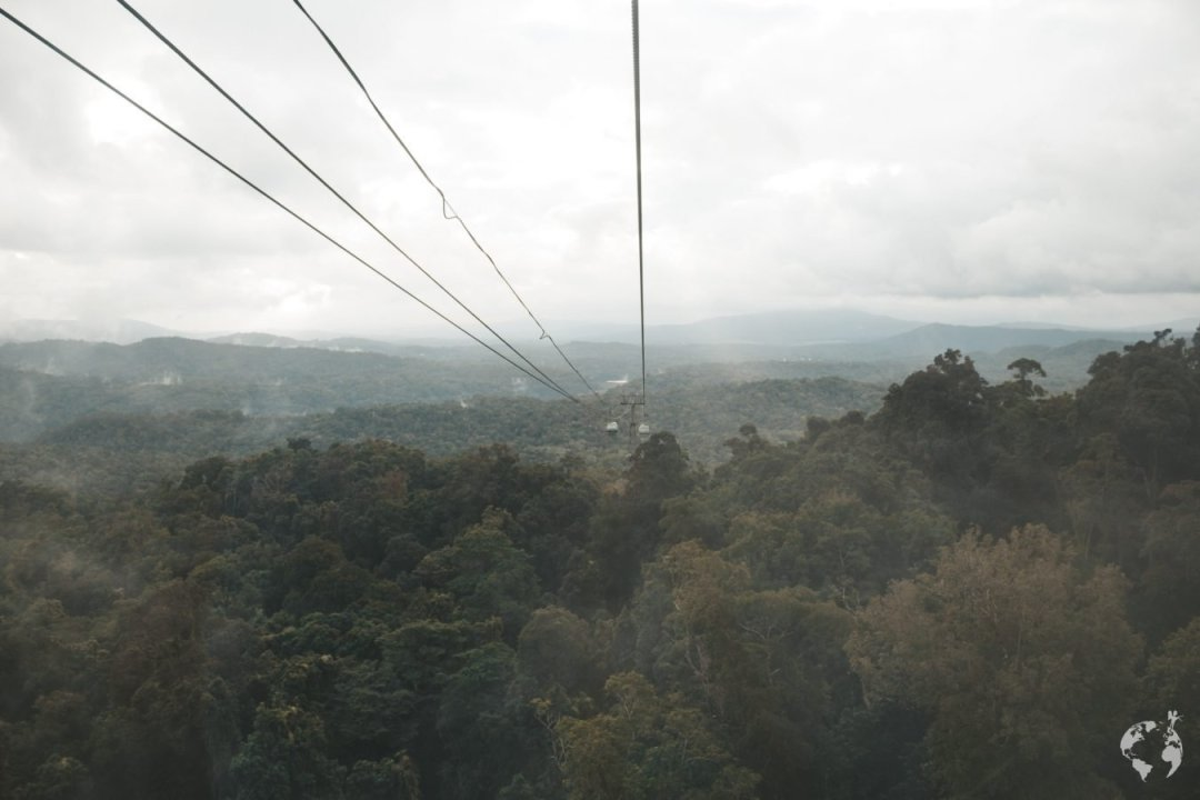 Cairns Skyrail Cable car how to go