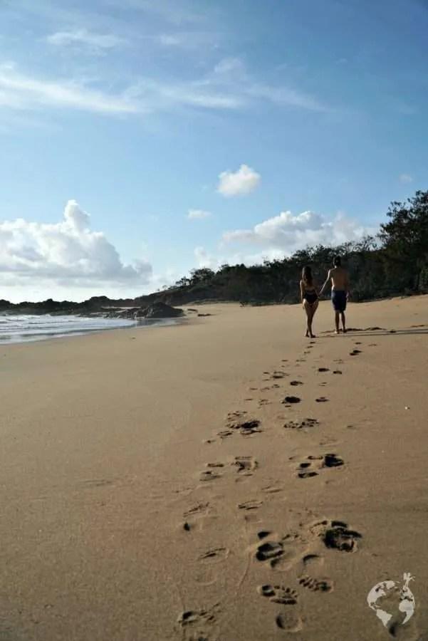 Chinaman's Beach, Agnes Water