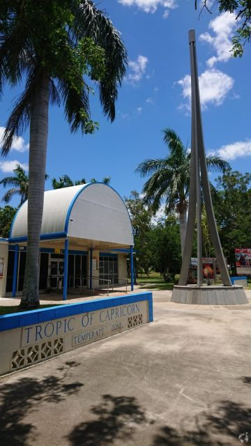 Tropic of Capricorn Rockhampton