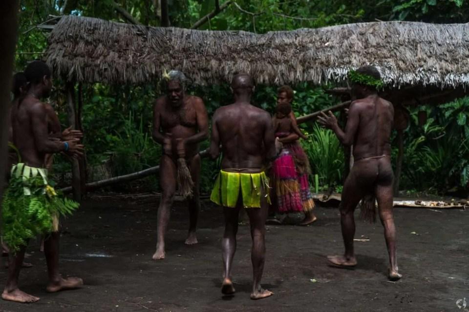 Lowinio Kustom Village - tanna island