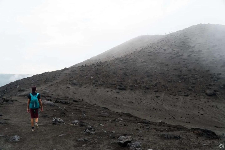 Mt Yasur - volcano tanna