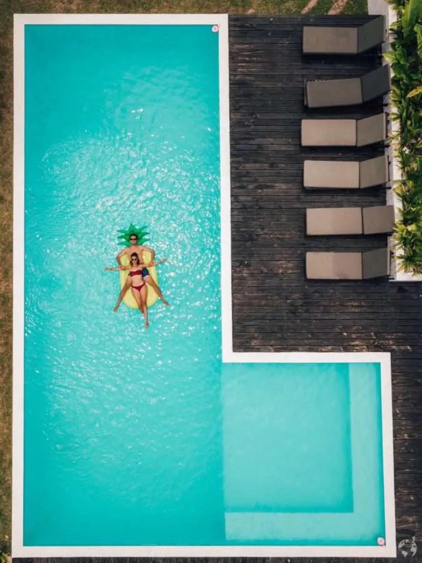 The Moso resort swimming pool