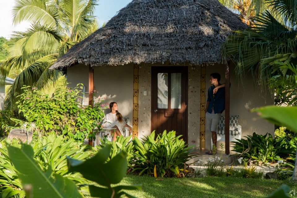 White Grass Resort - review bungalow