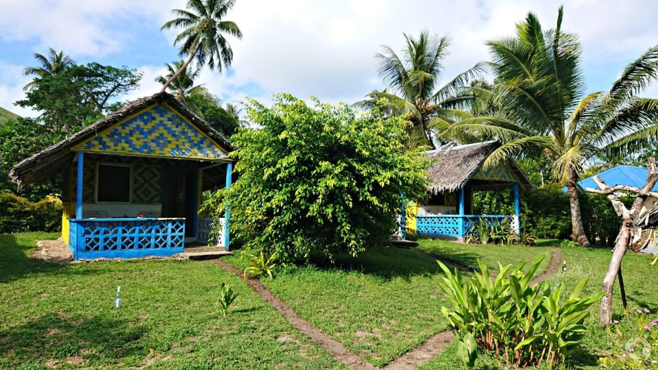 Bungalow Nguna where to stay