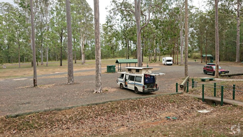 free Camping queensland new south wales