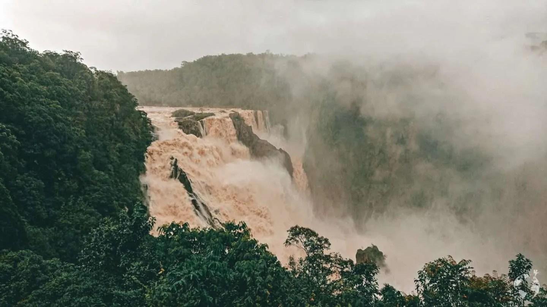 Barron Falls Kuranda best waterfall Queensland