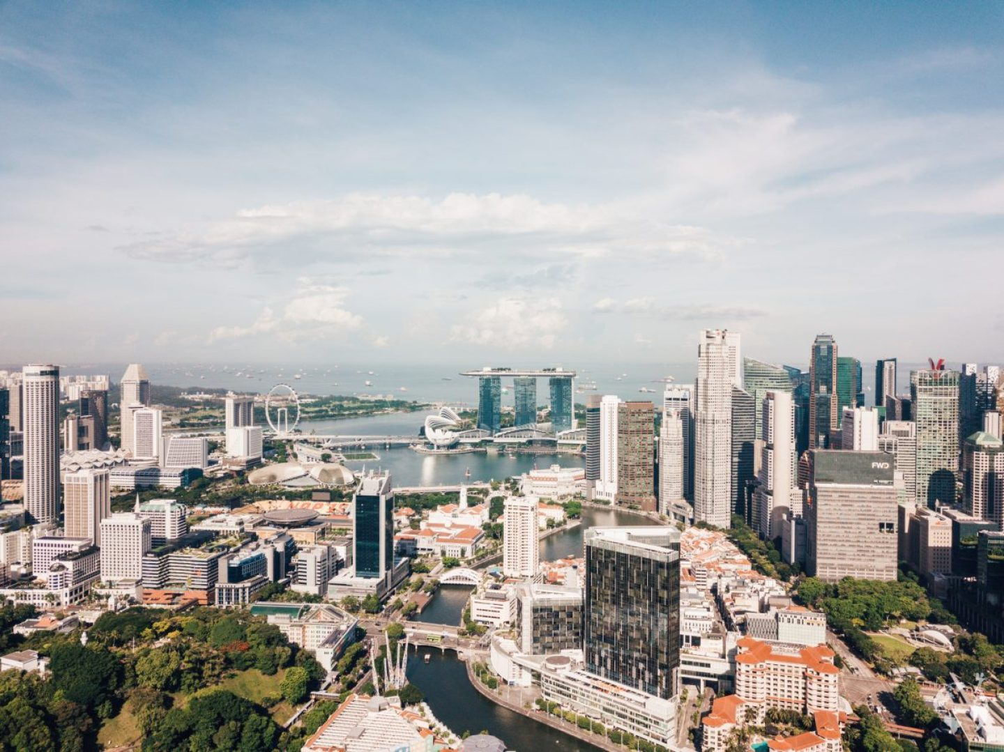 fly a drone singapore
