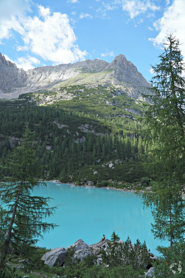 hiking lake sorapis best lake