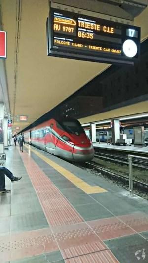interrail italia europa frecciarossa