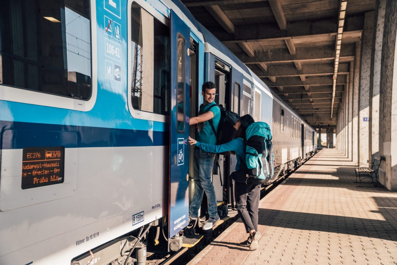Interrail pass how to buy