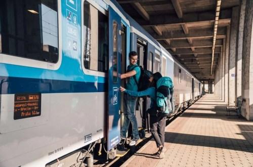 Interrail europa in treno