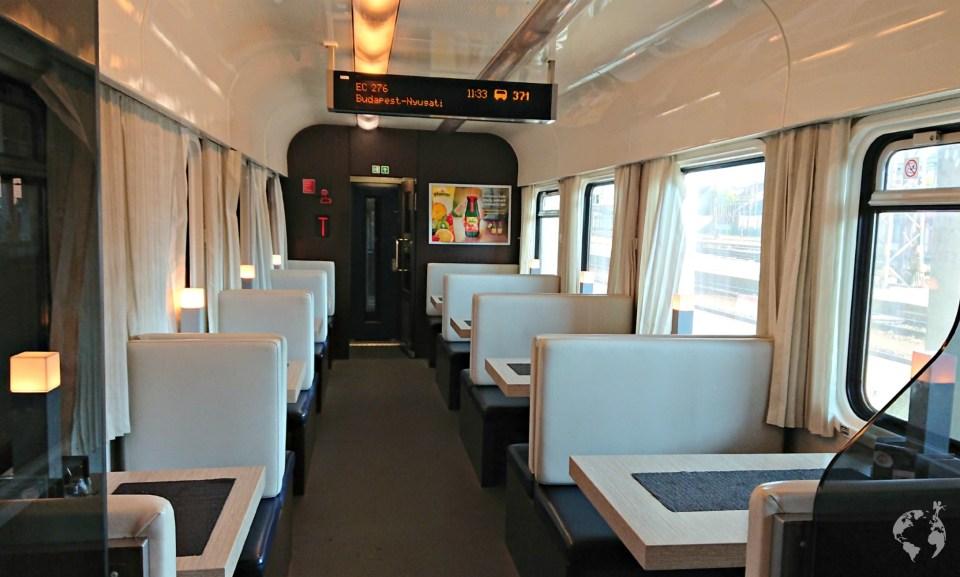Interrail train budapest vienna