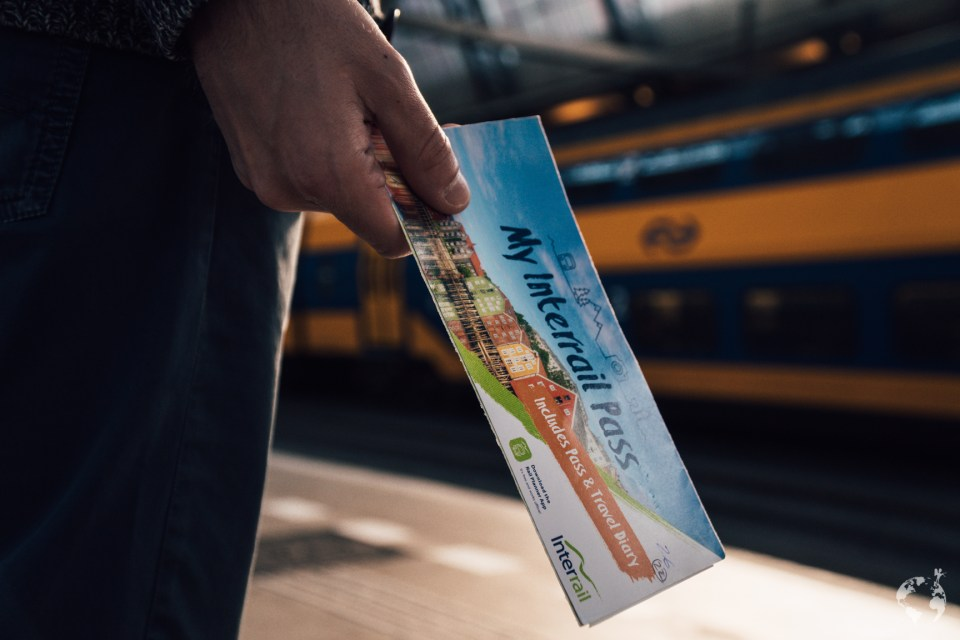interrail pass how to guide