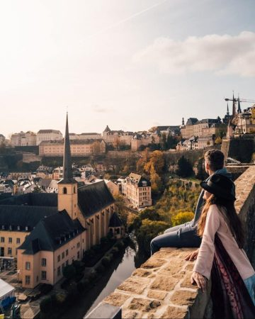 luxembourg itinerary 3 day