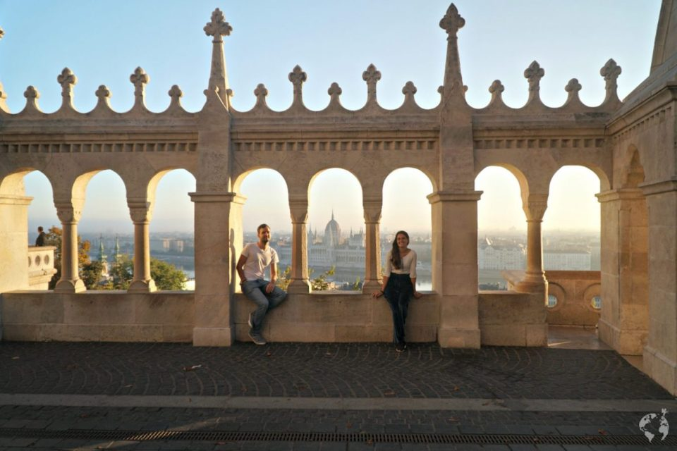 Best places to see Budapest