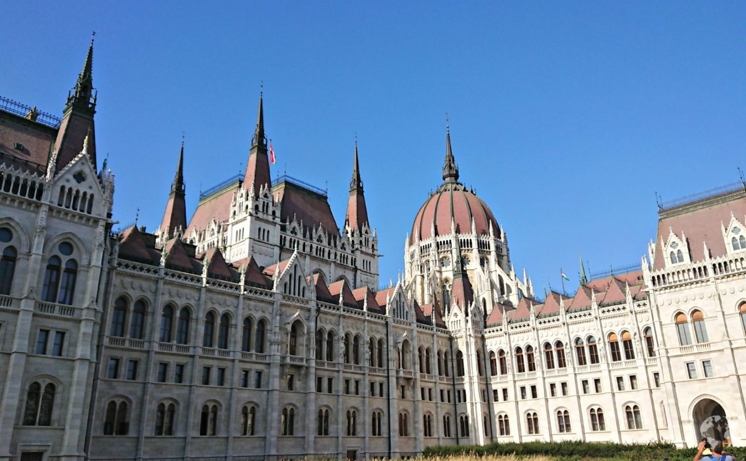 ticket parliament budapest prices