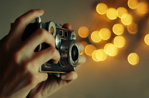 how to use manual camera