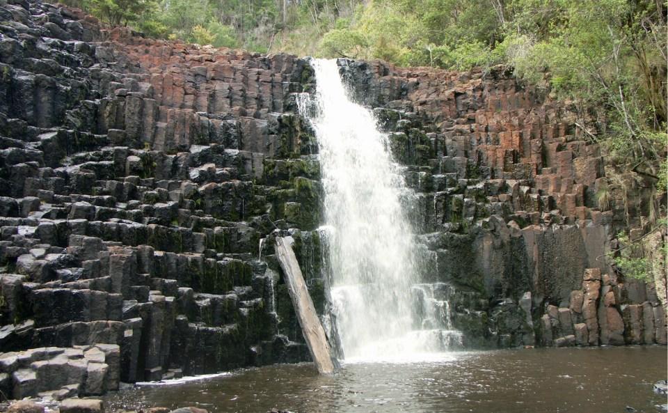 Dip Falls tasmania what to see