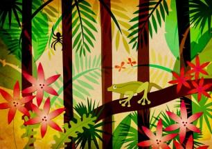 Rainforest-Scene-Flat
