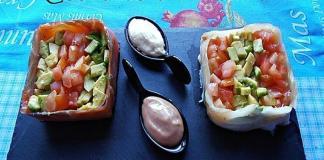 ensalada de ahumados