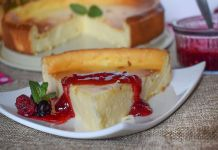 pastel de queso