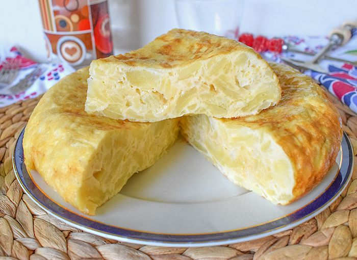 TORTILLA DE PATATAS – Paso a paso y consejos, ¡así sale perfecta!