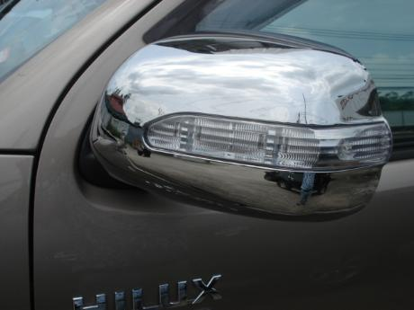 side mirror indicator cover