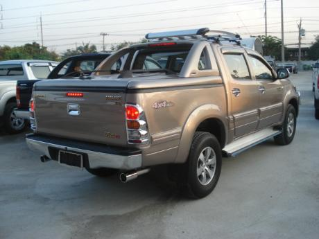 new Toyota Hilux Vigo Double Cab with Superlid GSR at Thailand's most trusted Toyota Hilux Vigo dealer Jack Motors Thailand