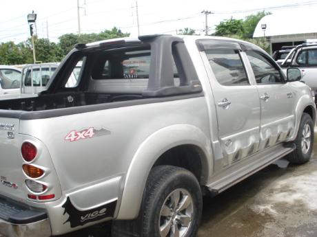 used Toyota Hilux VigoDouble Cab 4x4 G at Thailand's most trusted Toyota new and used Hilux Vigo dealer Jack Motors Thailand