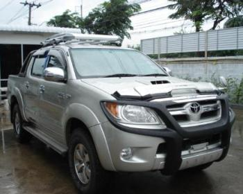 new Toyota Hilux Vigo Double Cab at Thailand's most trusted Toyota Hilux Vigo dealer Jack Motors Thailand