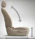 2014 2015 Toyota Hilux Vigo comes with Power Seats