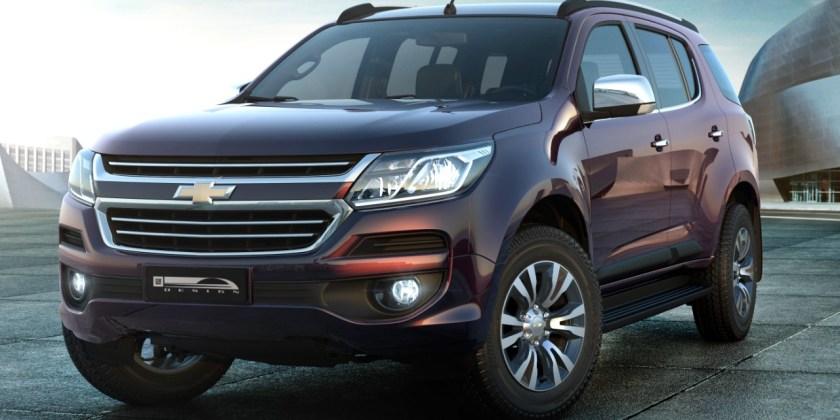 2016 Chevy Trailblazer >> 2016 2017 Chevy Trailblazer Thailand Jack Autos Thailand