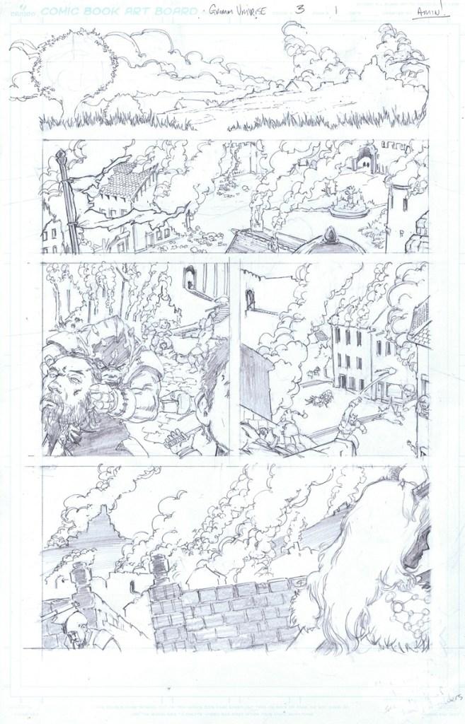 Grimm Universe #3 Pg.1