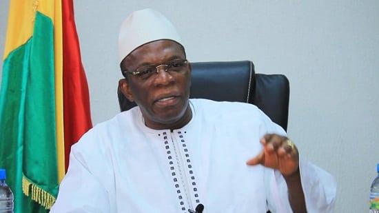 Kassory Fofana, premier ministre