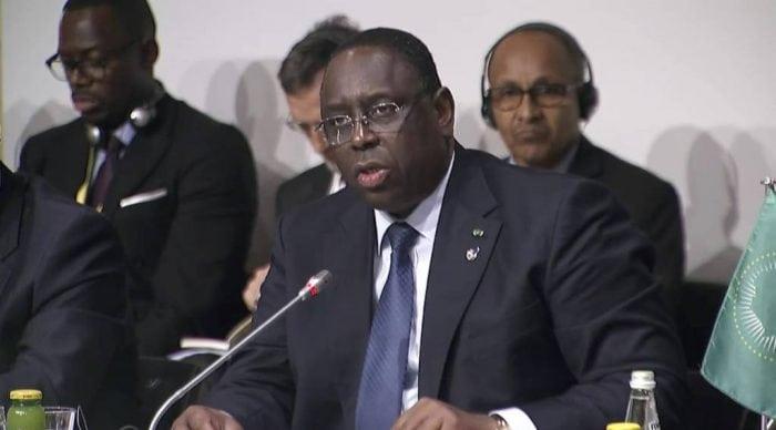 Le chef de l'Etat sénégalais, Macky Sall ©DR
