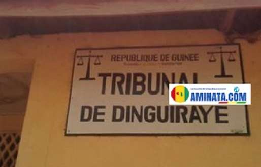 Tribunal de première instance de Dinguiraye