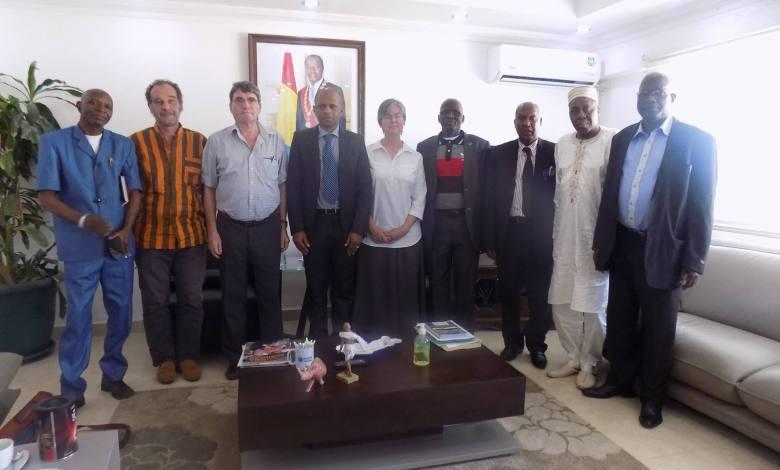 Yero Baldé Ministre de l'enseignement supérieur et de la recherche scientifique