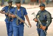 Kinshasa (AFP) © 2017 AFP RDCongo-police-arrestation-ONG