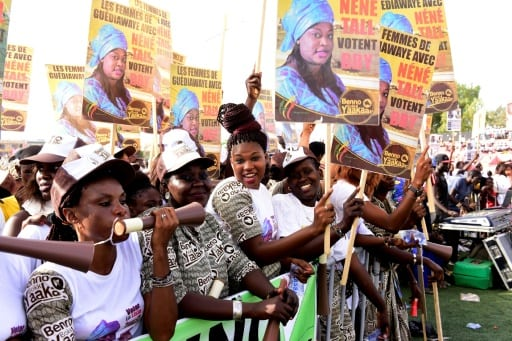 Par Malick Rokhy BA et Selim SAHEB ETTABADakar (AFP)© 2017 AFPSénégal-politique-élections-Parlement