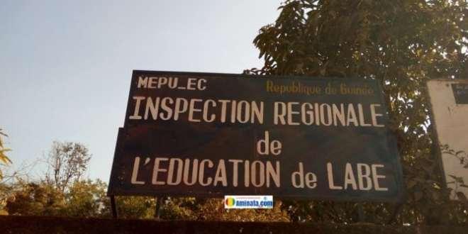 Inspection régionale de l'éducation de Labé IRE