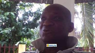 Sékou Souapé Kourouma, membre du bureau politique du RPG arc-en-ciel