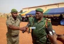 Colonel Naby Youssouf Bangoura commandant de la région militaire