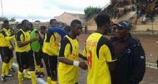 Espoir de Labé au stade Saifoulaye Diallo