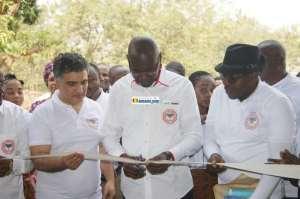 Ibrahima Kalil Magassouba, ancien élève du Lycée Amadou Mouthar M'bow