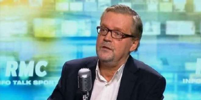 François Soudan, directeur de la rédaction de Jeune Afrique