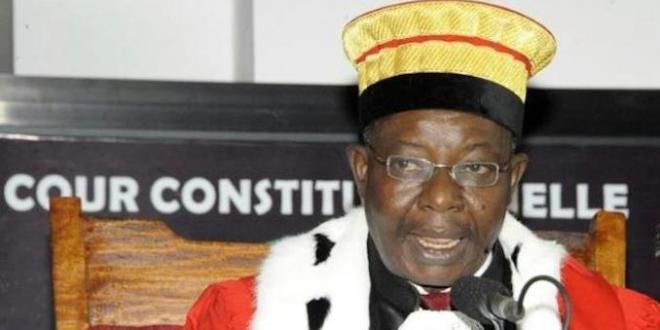 Kelefa Salla, président de la Cour constitutionnelle