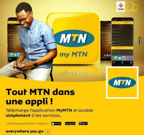 MyMTN, une application conçue pour répondre à toutes vos questions sur les services de MTN