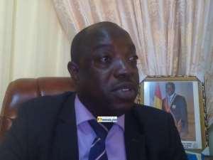Dr Timothé Guilavogui, directeur national de l'épidémiologie et de lutte contre la maladie