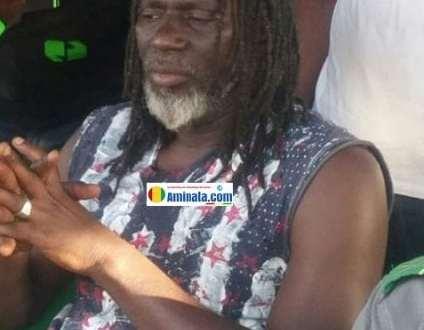 L'artiste ivoirien Tiken Jah Fakoly
