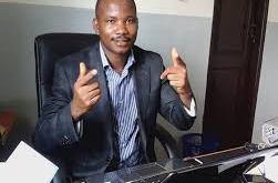 Dansa Kourouma, président du Conseil national des organisations de la société civile en Guinée (CONOSCG)